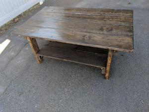 Coffee Table Farmhouse